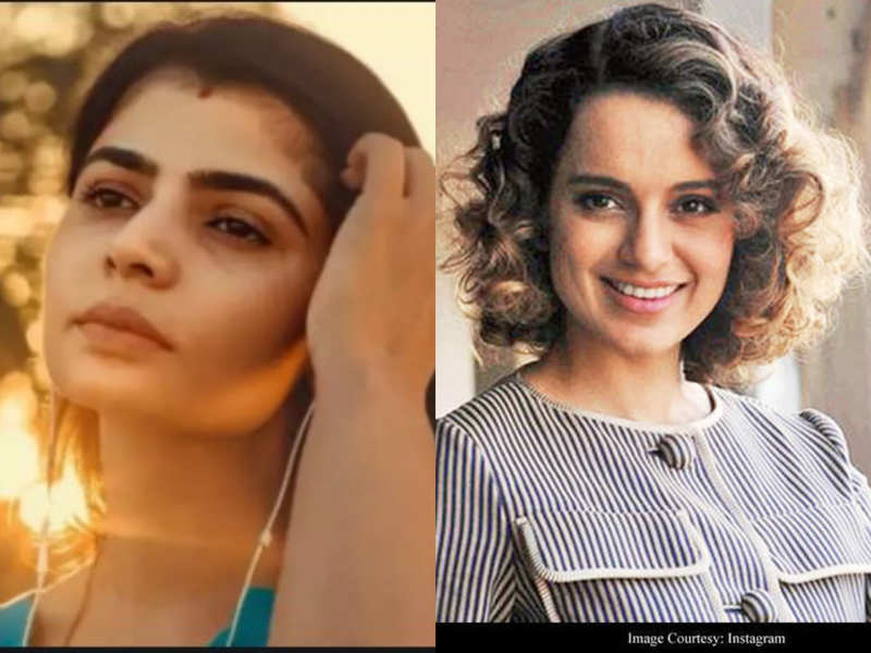 Chinmayi reacts to Kangana Ranaut's tweet claiming depression is a consequence of drug abuse