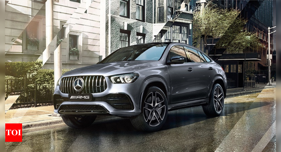 Mercedes Benz Amg Gle 53 Price Mercedes Benz Drives In Amg Gle 53 4matic Coupe At Rs 1 2 Crore