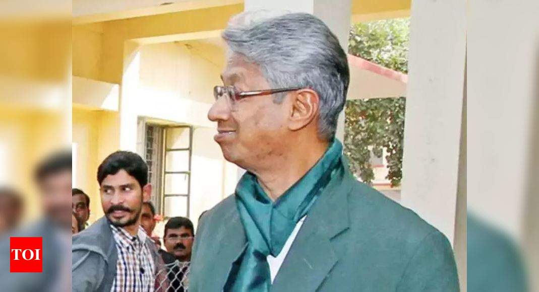 CBI books ex-VC of Visva Bharati University for alleged corruption | India News – Times of India