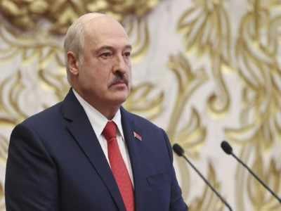Lukashenko sworn in as Belarusian president
