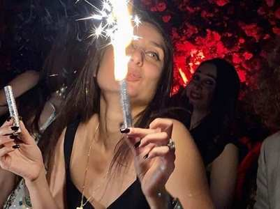 Watch: Kareena gets groovy in B'day video