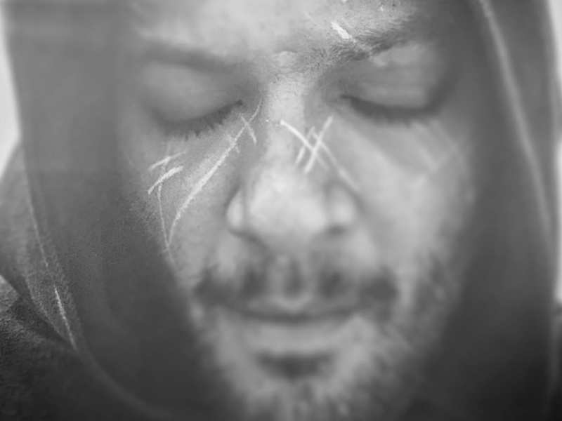 Ali Fazal shares a cryptic message with a monochrome picture