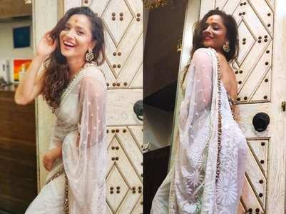 Ankita Lokhande shares 'how to be happy'