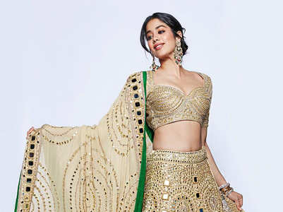 5 gorgeous mirror-work lehengas worn by Bollywood stars