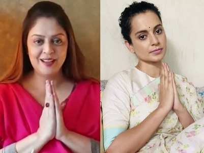 Nagma: Why hasn't NCB summoned Kangana