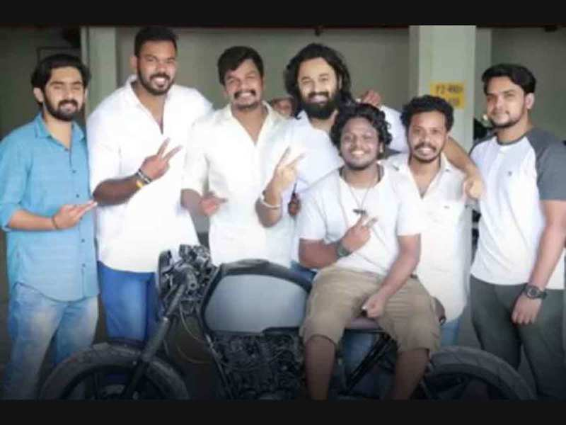 Unni Mukundan's fans modify and gift him his first ever bike as a birthday surprise