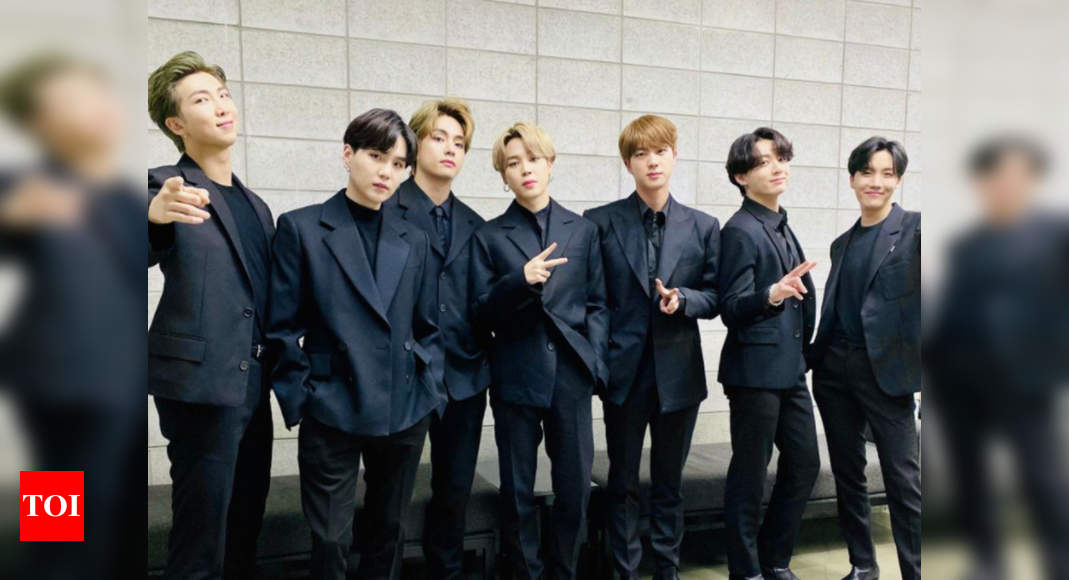"""""""The stars shine brightest when the night is darkest""""; BTS delivers a heartfelt message at the UN General Assembly 2020 – Times of India"""