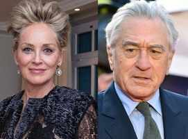 Sharon Stone: De Niro the 'best kisser'