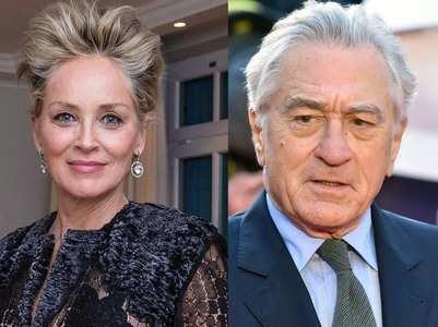 Sharon Stone: De Niro the 'best kisser'