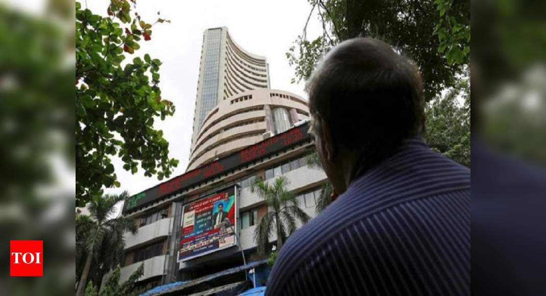 Sensex plunges over 550 points in opening trade; Nifty below 11,000