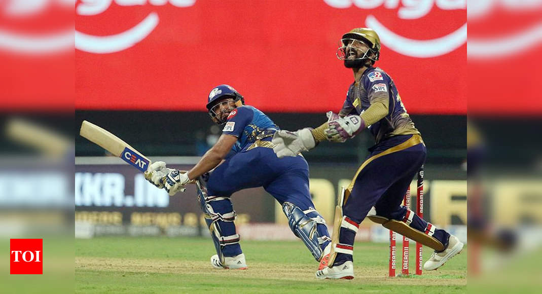 MI vs KKR: First innings took 40 minutes more than official allotted time
