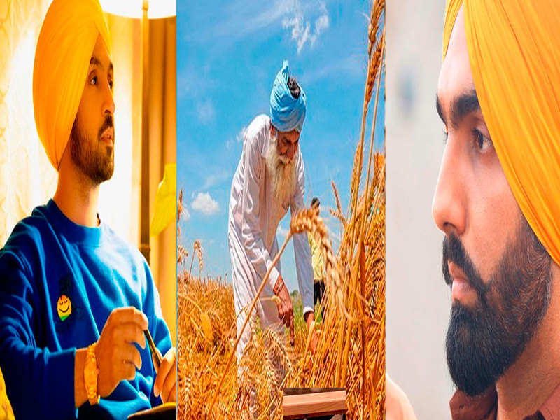 25 September, 'Bharat Band': Diljit Dosanjh, Ammy Virk and other Punjabi stars stand in solidarity with the farmers