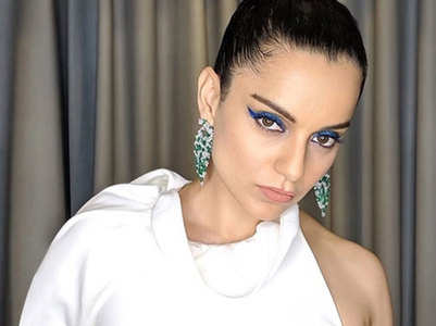 Kangana takes another dig at Maha govt