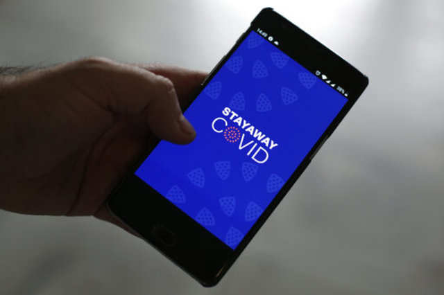Covid-19 smartphone app finally launches in England and Wales