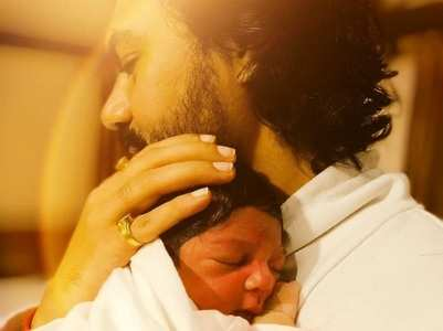Gaurav's emotional post on fatherhood