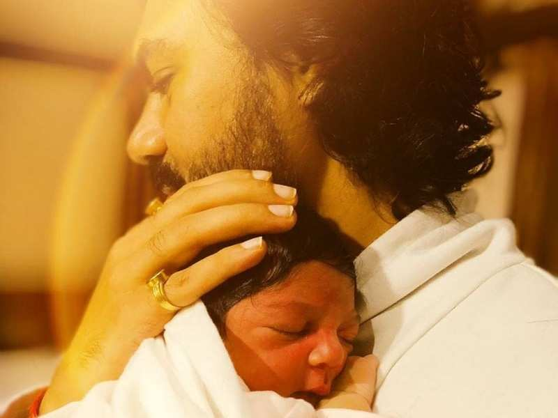 After losing his father, Gaurav Chopraa shares emotional post with his newborn baby: 'What I lost, I became'