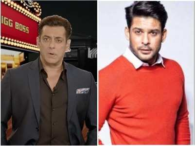 BB 14: Salman Khan pulls Sidharth's leg