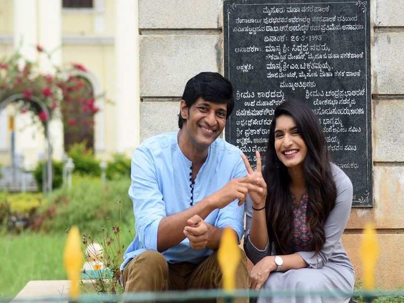 Kishore and Krishi Thapanda team up for a crime suspense thriller
