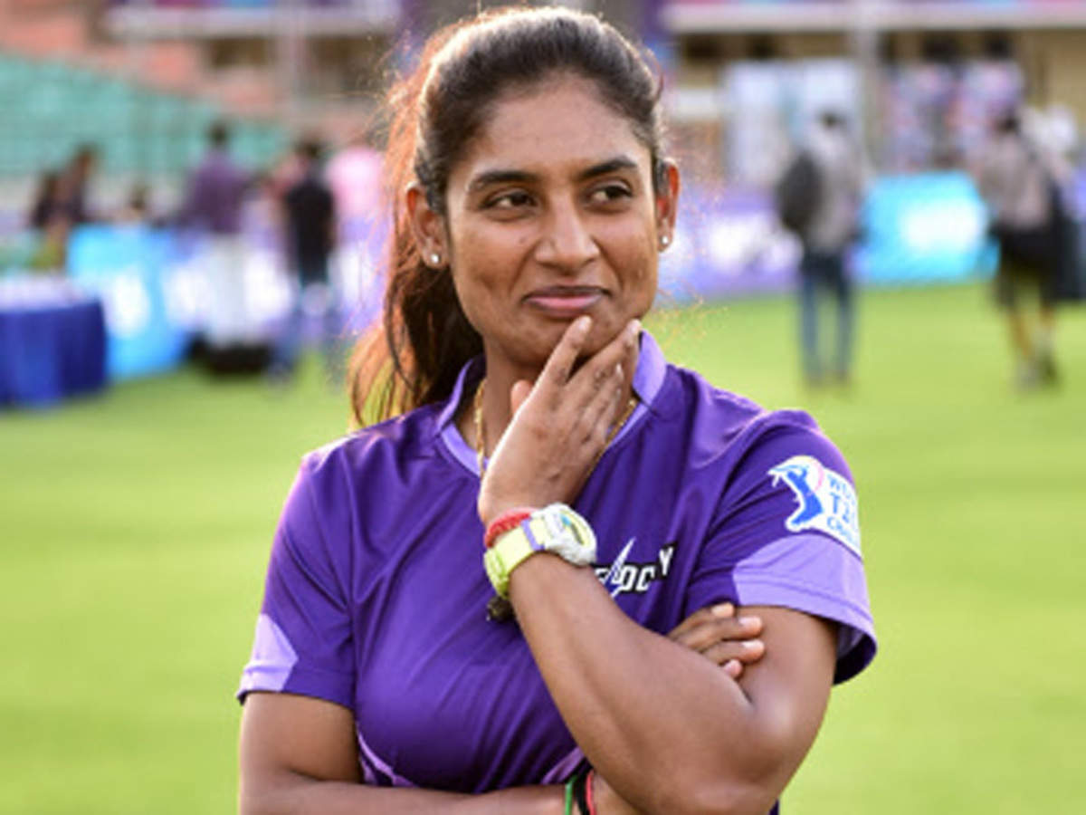 Indian eves looking forward to women's IPL: Mithali Raj   Cricket News - Times of India