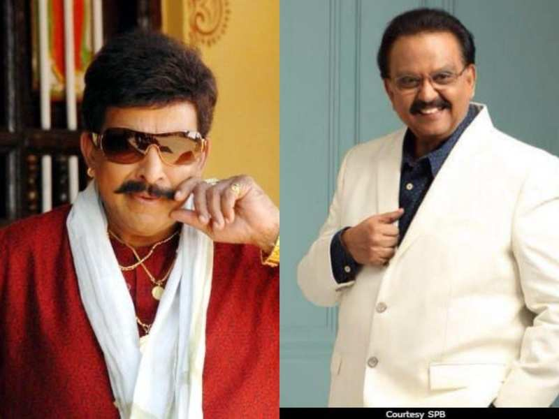 SP Balasubrahmanyam: The voice best associated with Dr Vishnuvardhan