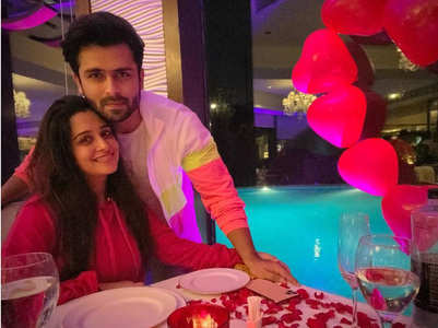 Shoaib plans a romantic date for Dipika