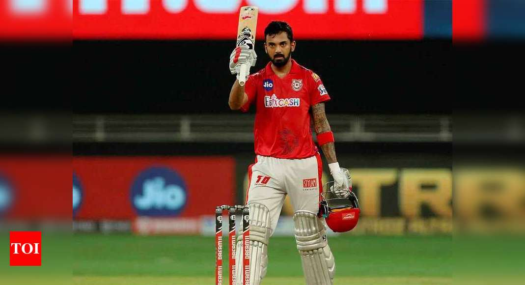 Kings XI Punjab vs Royals Challengers Bangalore: KL Rahul leads KXIP to 97-run win over RCB | Cricket News – Times of India