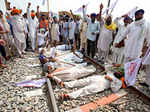 Bharat Bandh: Farmers hold protest over farm bills across India