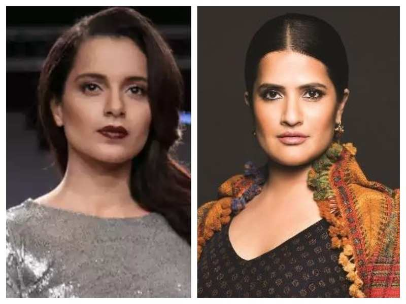 Sona Mohapatra says Kangana Ranaut has become the monster she once opposed