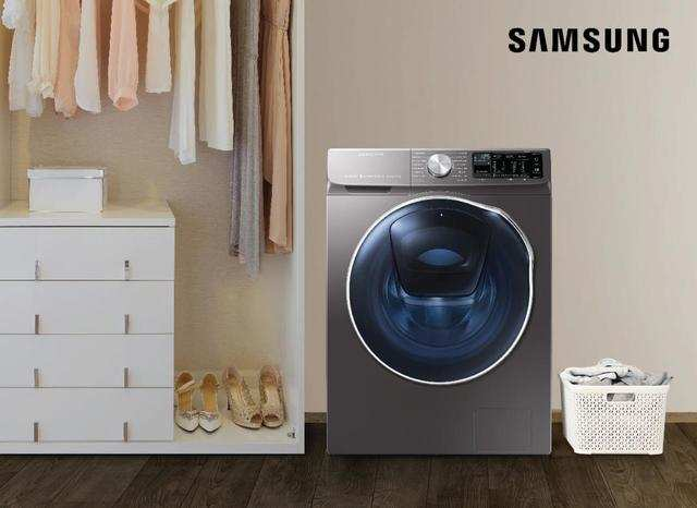 Samsung launches AI powered front load washing machines in India