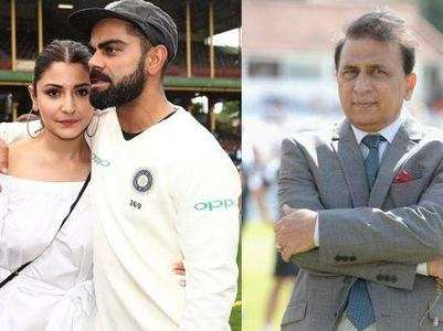 The truth about Gavaskar's comment on Anushka
