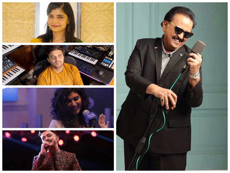 'He will remain timeless': Singers Chinmayi, Shashaa Tirupati, Abhay Jodhpurkar and Nakul remember SPB