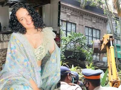 ​Kangana vs BMC: HC slams civic body
