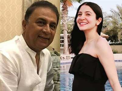 Gavaskar reacts to Anushka controversy