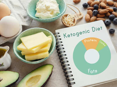 Weight loss: How to safely get off the keto diet