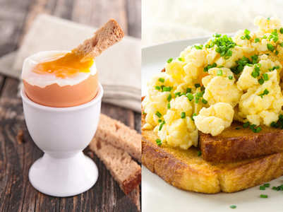 Scrambled vs boiled eggs: Which one is healthier?