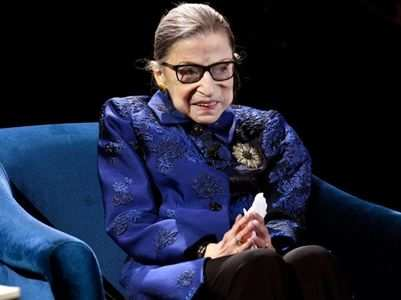 Remembering the extraordinary life & legacy of Notorious RBG, America's beloved feminist jurist