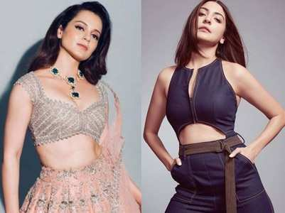 Kangana comes out in support of Anushka