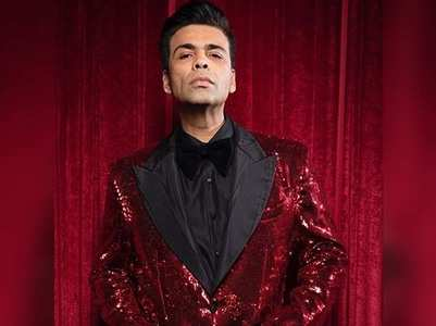Karan Johar: I do not consume narcotics