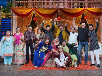 TKSS: Mahabharat cast on the show