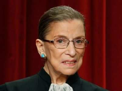Powerful quotes by U.S. Justice Ruth Bader Ginsburg that will inspire generations to come