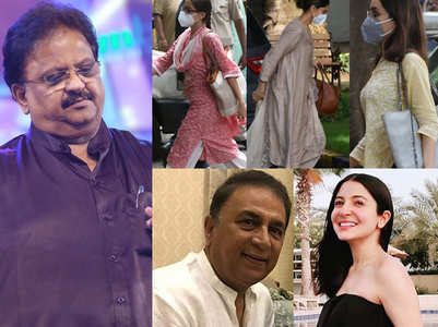 Bollywood's newsmakers of the week