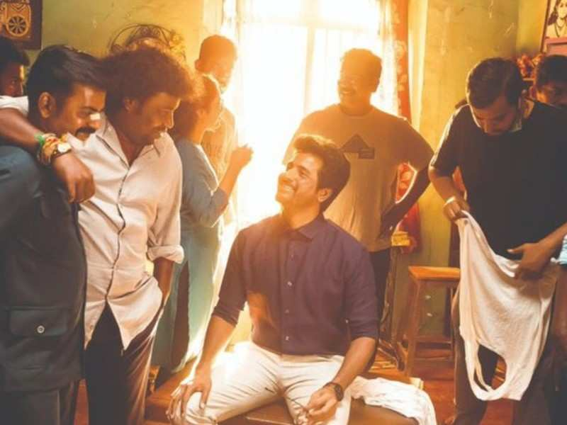 Sivakarthikeyan resumed shooting his portions for 'Doctor'