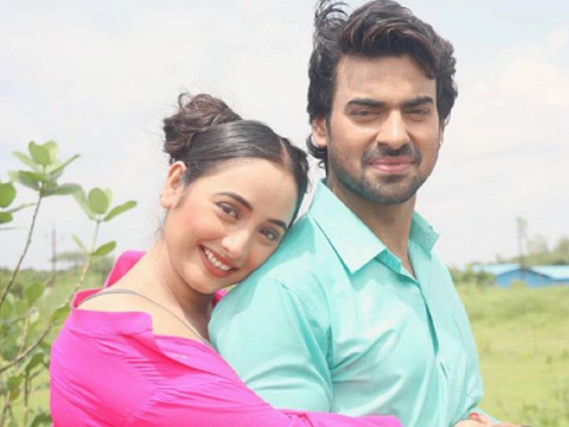 Rani Chatterjee and Aditya Ojha wrap up the shoot of 'Shriman Vs Shrimati'