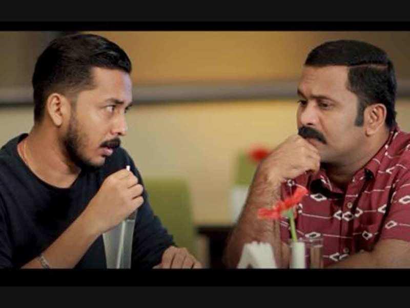Aju Varghese-Kaarthik Shankar short film Palapozhum is stirring
