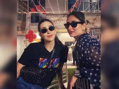 Bebo's cute social media banter with Karisma