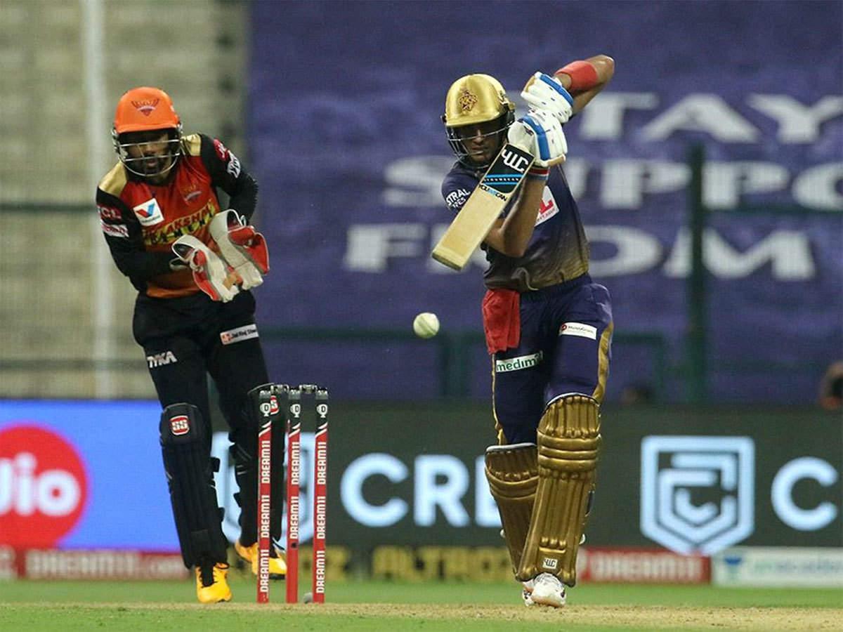 Kkr Vs Srh Highlights Ipl 2020 Shubman Gill Eoin Morgan Guide Kolkata Knight Riders To 7 Wicket Win Against Sunrisers Hyderabad Cricket News Times Of India