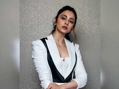 Rakul seeks ban on the news against her
