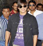 Vivek spotted in Ahmedabad