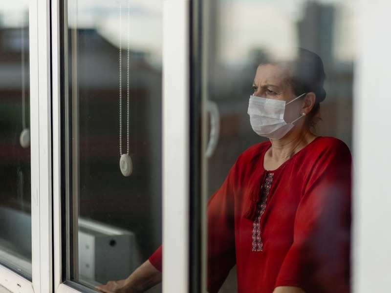 Researchers find why elderly patients face higher risk of severity in COVID-19 infections
