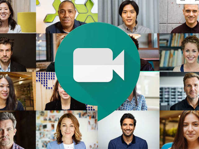 How to video call 49 people on Google Meet
